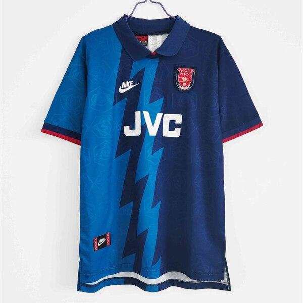 Ретро гостевая футболка Арсенал 1995/96