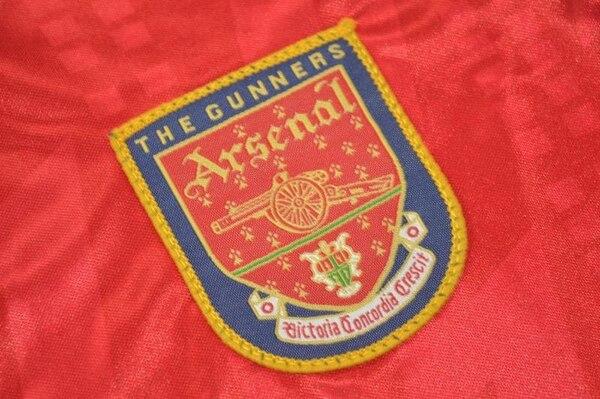 Ретро футболка Арсенал сезона 1994/95 домашняя